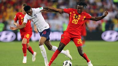 World Cup: Boyata helped Belgium to third place.