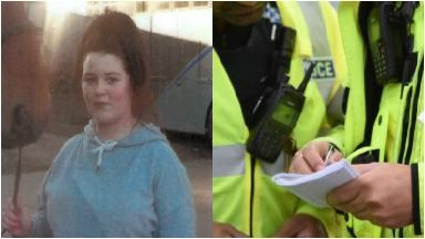 Shavanna Thomson: Missing from Edinburgh home.