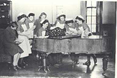 Lothian Health Services Archive, Edinburgh University Library