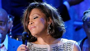 Whitney Houston died in 2012