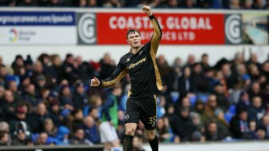 Jake Cooper impressed for Millwall last season.