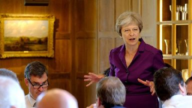 Ministers thrashed out details at Chequers on Friday.