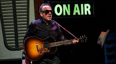Elvis Costello had been due to perform in Manchester on Friday.