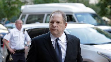 Harvey Weinstein: New charges include two counts of predatory sexual assault.