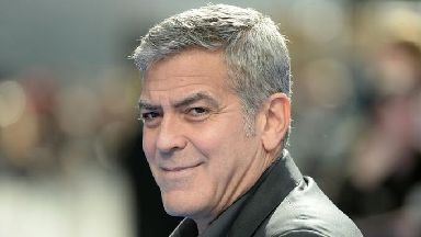George Clooney has a home in Italy.