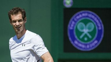 Andy Murray is missing Wimbledon for the first time since 2007.