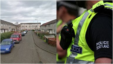 Irvine: Forensic tests being carried out.