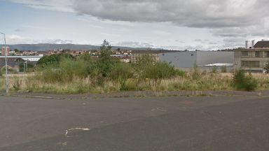 Glasgow: Woman was grabbed from behind.