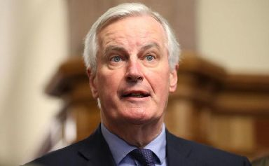 The EU's chief Brexit negotiator, Michel Barnier, has said the proposals must be workable