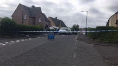 Hawick death: Paramedics pronounced man dead at scene.