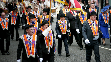 Orange Walks: Parades will not face ban under present conditions.