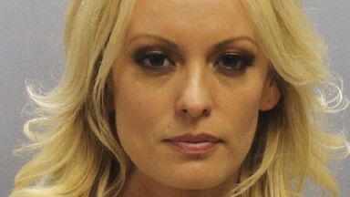 Stormy Daniels signed an NDA over her alleged affair with President Trump.