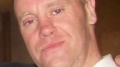 Stephen Grant: Body found on Sunday.