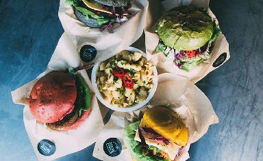Food: The vegan festival hopes to help the homeless .