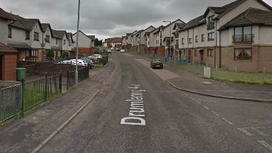 Incident: Police called to Drumlanrig Avenue.