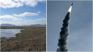 Launches: Remote site in Sutherland chosen for rocket pad.