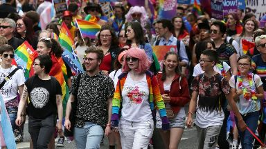 Glasgow Pride: Hundreds unable to attend.