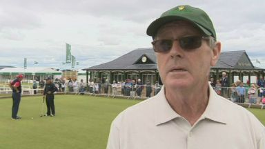 Dave King spoke exclusively to STV at a golf event.
