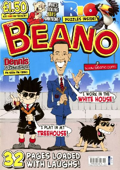 Beano At 80 Famous Faces To Make It Into The Comic Strip