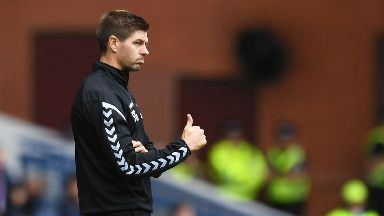 Gerrard: Urging players to be brave.