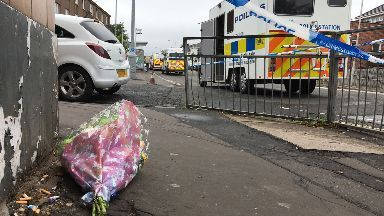 Clydebank: Man dead after 'stabbing' named.