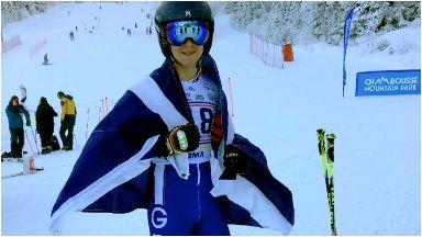 Skiier: Ross Nesbitt was given a 1% chance of recovery.