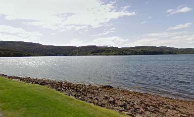 Loch Shieldaig: Rescuers called on Tuesday morning (file pic).
