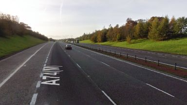 A74: Police investigating.