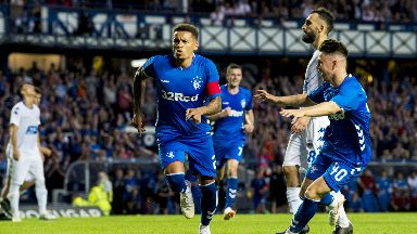 James Tavernier has been named Rangers captain by Steven Gerrard.