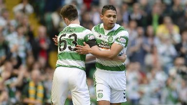 Emilio Izaguirre is set to be Kieran Tierney's stand-in this season.
