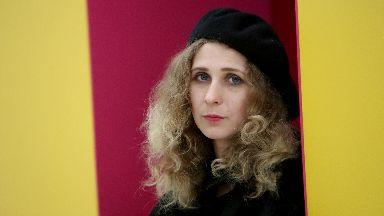 Maria Alyokhina: Feminist activist criticises Russian media (file pic).