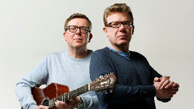 The Proclaimers: 'The atmosphere in Scotland is unique' (file pic).