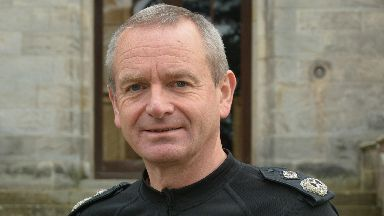 Iain Livingstone: New head of Scotland's police force.