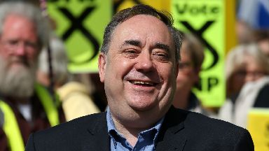 Alex Salmond: He has challenged the claims.