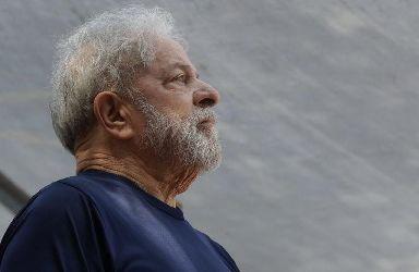 Lula da Silva previously enjoyed huge popularity