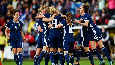 World Cup: Scotland will take on England on Sunday.