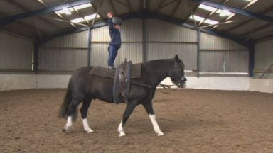 Charity: Equi-Power Central Scotland.