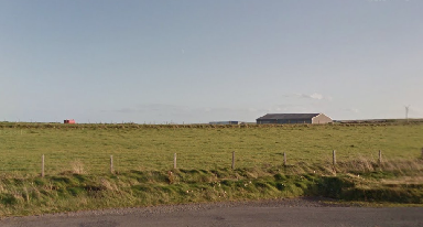 Orkney: Incident took place at Lamb Holm Airfield.