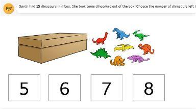 SNSA: Basic numeracy test