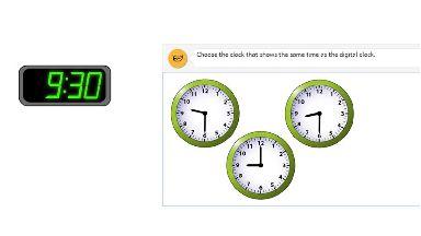 SNSA: Testing time skills
