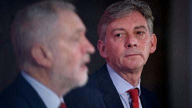 Richard Leonard: UK needs radical Labour governments.