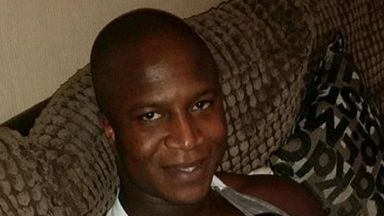 Sheku Bayoh: Died in 2015 after being restrained by police.