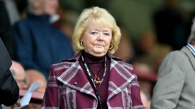 Ann Budge has been discussing how to replace Craig Levein.