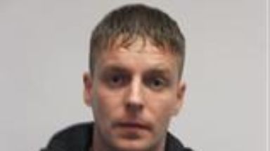 At large: Derek Mackay is wanted by police.