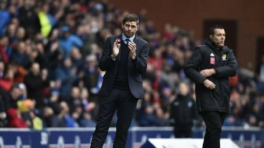 Statement: Gerrard feels Rangers made a statement by beating Hearts.
