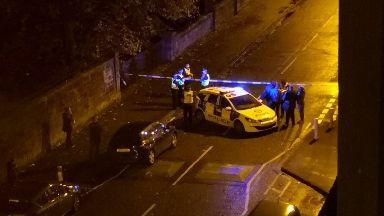 Shooting: Wellshot Road.