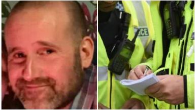 Missing: Martyn Cruickshank was last seen on Monday.