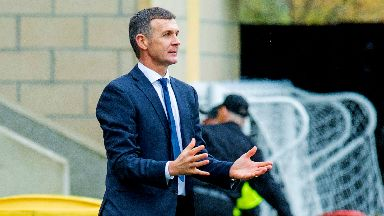 McIntyre has left Dundee after 31 games in charge.
