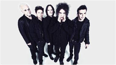 Headliners: The Cure will perform in Scotland for the first time in 27 years.