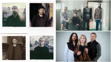Support: The Twilight Sad, Mogwai and The Joy Formidable will perform.